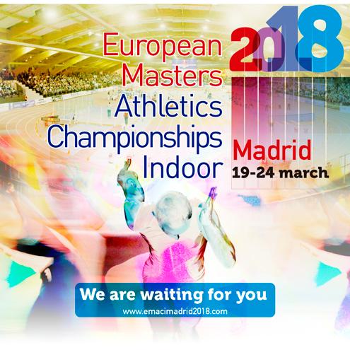 Campionat d'Europa Màster en pista coberta