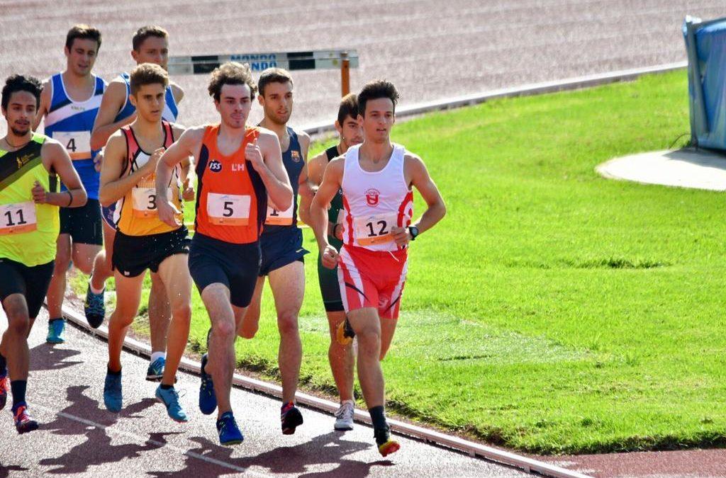 Setens al Campionat de Catalunya Sub-20