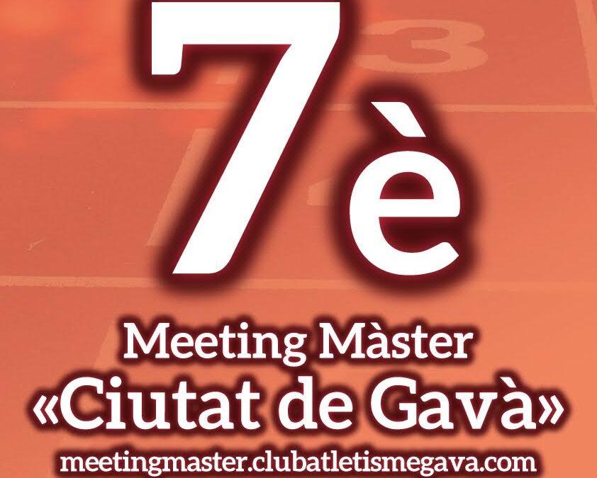 7è Meeting Màster Ciutat de Gavà